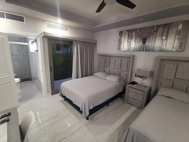 Posada Alejandra, habitaciones de lujo.