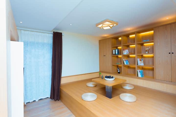 星光阳台新中式家庭套房