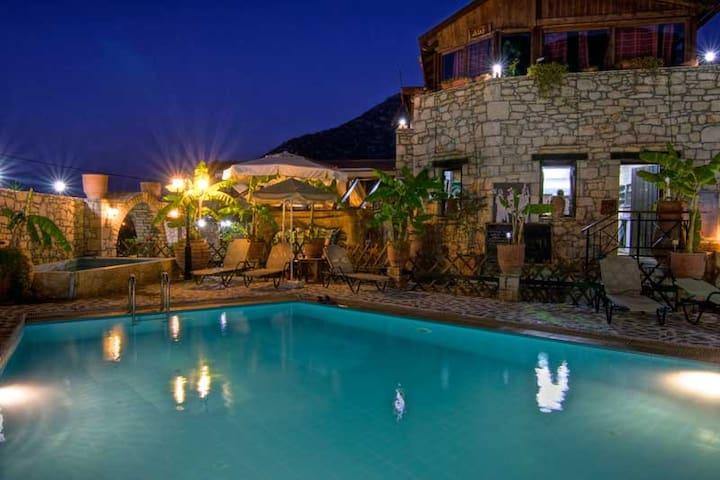 SV★1 Bedroom【Half Board*Pool*WiFi*Activities*Prk】! - Vlichada Bali Rethymno Crete - ที่พักพร้อมอาหารเช้า