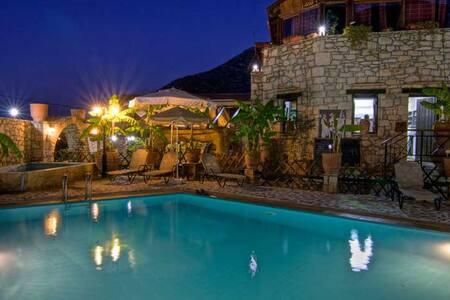 【Half Board】1 BEDROOM Bali Rethymnon*HB*Pool*WiFi - Bali