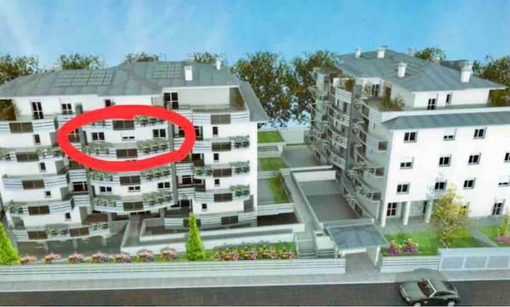 Fabio apartment near Milan and Hospitals