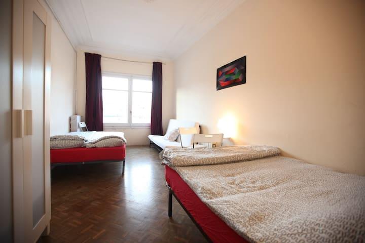 Big Sunny Room - Paseo de Gracia
