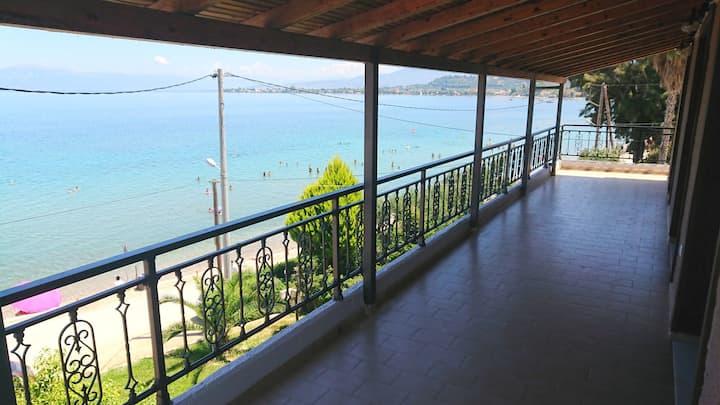 xanthi's sea front villas