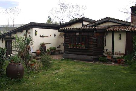 SCACCIAPENSIERI nature&relax - Santa Rufina - Dům