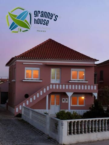 Granny´s House Suite 1 - Praia de Mira - Bed & Breakfast