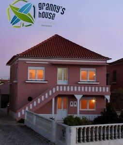 Granny´s House Suite 1 - Praia de Mira - Oda + Kahvaltı