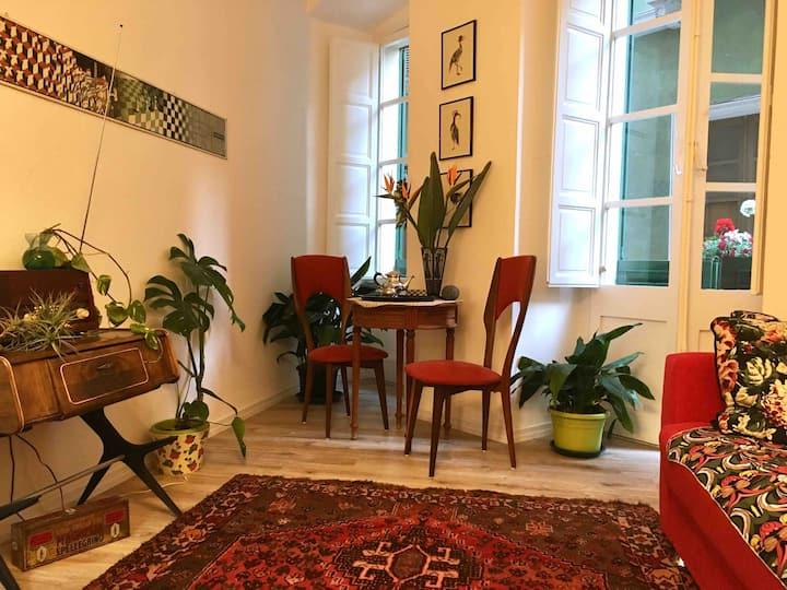 Marina room, heart of Cagliari