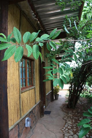 Nxabii Cottages - Cottage 1 in Kasane/Kazungula