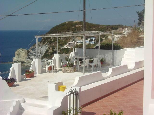Casa Vacanza a Ponza - Le Forna