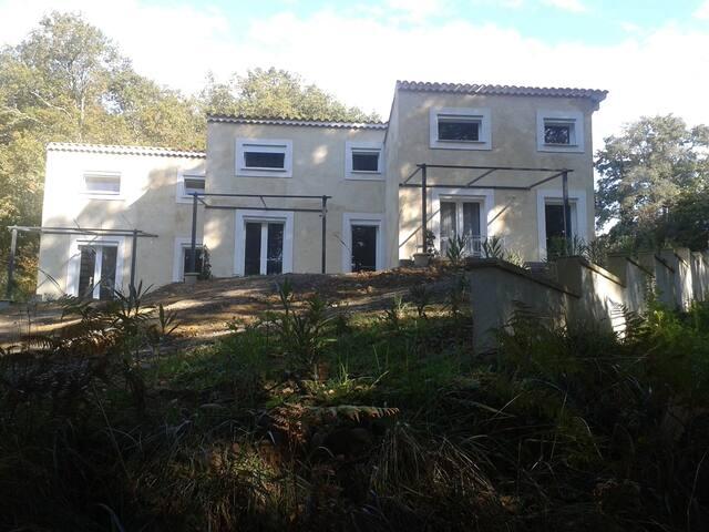 bel appartement au calme - Eugénie-les-Bains - Huoneisto