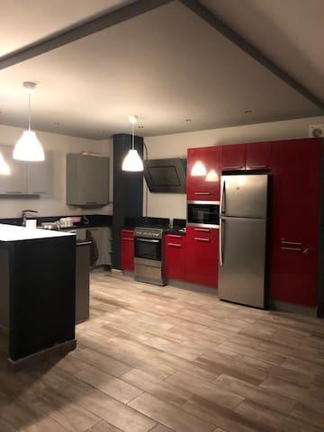 Appartement moderne haut standing