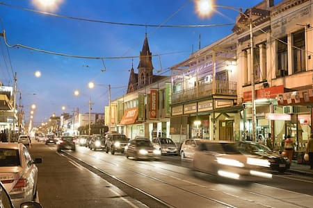 Bright & Big, Business Ready in Buzzing Brunswick - Brunswick