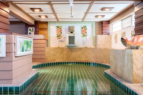 03SEA VIEW pool villa 6 BR at town **大房子,海景和便宜的价格。