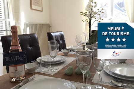 4 STAR Apartment in the heart of historic Saumur - Saumur