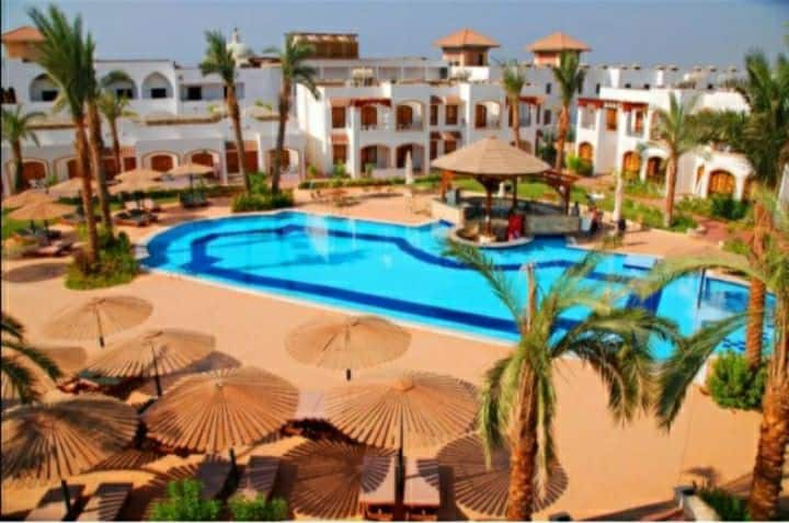 Hotel Room - 2 Person - Prime Location in Sharm