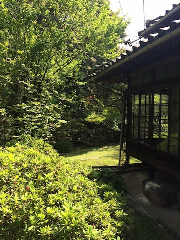 Traditional Japanese garden House!! - Kurume-shi - Hus