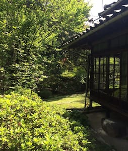 Traditional Japanese garden House!! - Kurume-shi - Casa