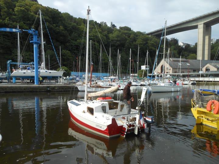 Bon pied en Bretagne... Vacance, voyage d'affaire