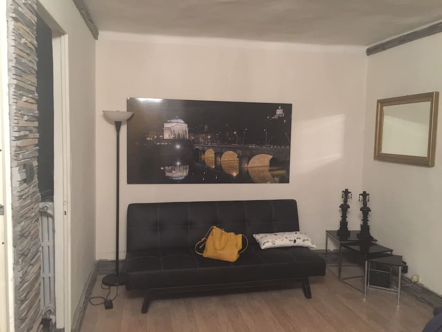 Apartment in the city center, 5 minutes walking from Piazza Castello, Turin
