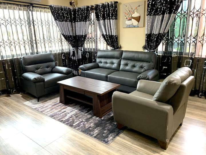 Spacious 1 Bedroom for Rent in beautiful Accra