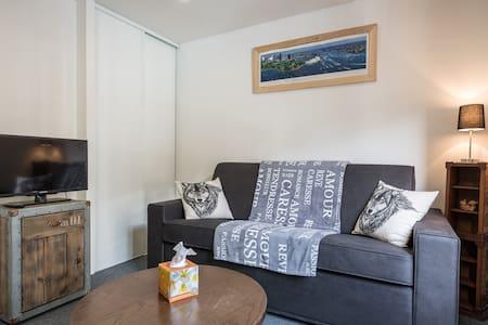 TIGNES : Superb renovated studio near slopes - Tignes - Daire