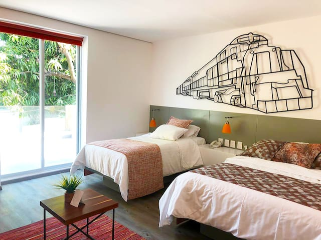 Rinconada Hotel (habitación doble)