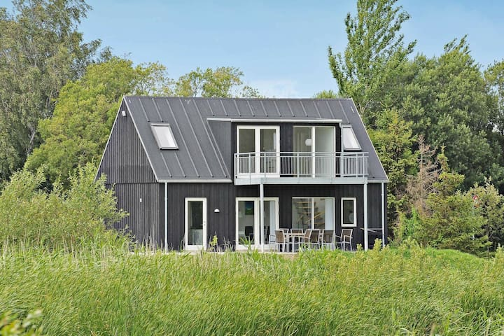 Modernized Holiday Home in Syddanmark with Terrace