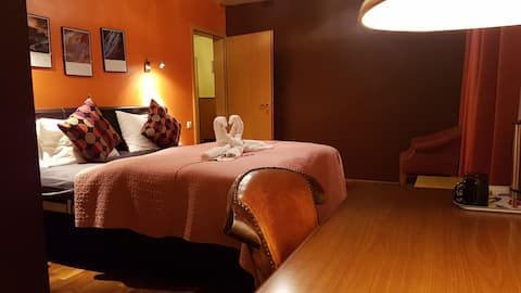 Double or Twin Room - Magical West Fjords Latrabjarg Cliffs