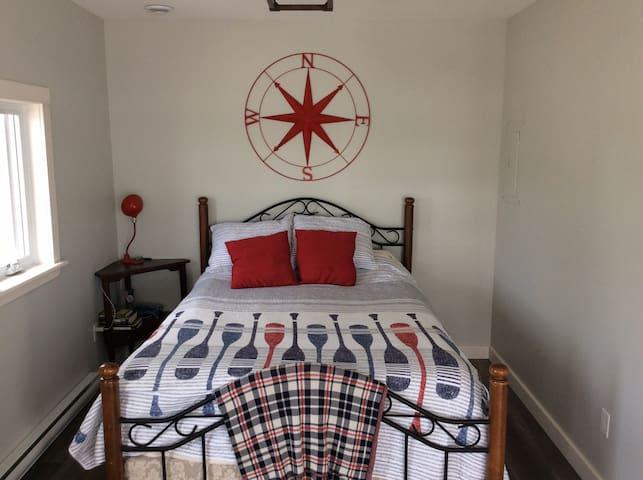 Wilkies Cove Boathouse