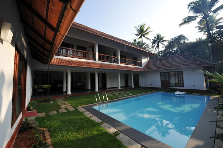 Two bedroom family room that suites your comfort - Ernakulam - Villa