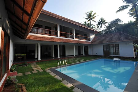 Two bedroom family room that suites your comfort - Ernakulam