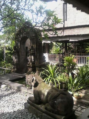Apartment,villa, traditional bali - Denpasar Selatan - Apartmen