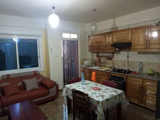 Appartement Saisonnier De Vacances Béjaia