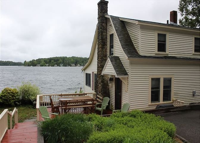 GIL65W - Great Winnipesaukee Waterfront Family Cottage