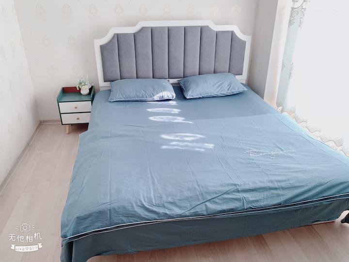 新玛特简爱公寓(北欧两室一厅)