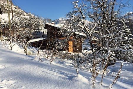 chalet neige et nature en Maurienne ( Savoie) - Saint-Etienne-de-Cuines - Xalet