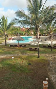 charming apartment on the lovely beach of Watamu - Watamu