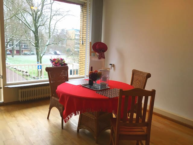 Spacious quiet room with breakfast - Amstelveen - Pis