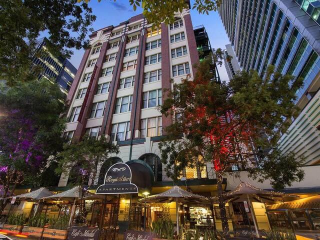 Great City Centre Apartment in beautiful Brisbane!
