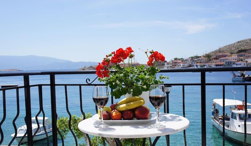 Aegean View Villas (deluxe sea view villa)