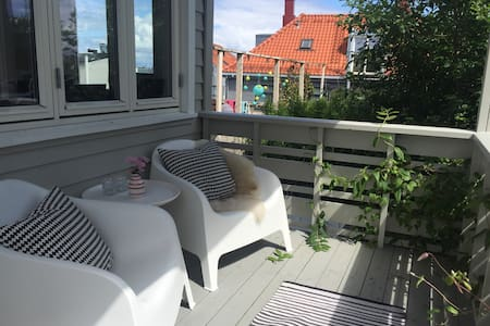 Cozy place near Stavanger centre - Ставангер