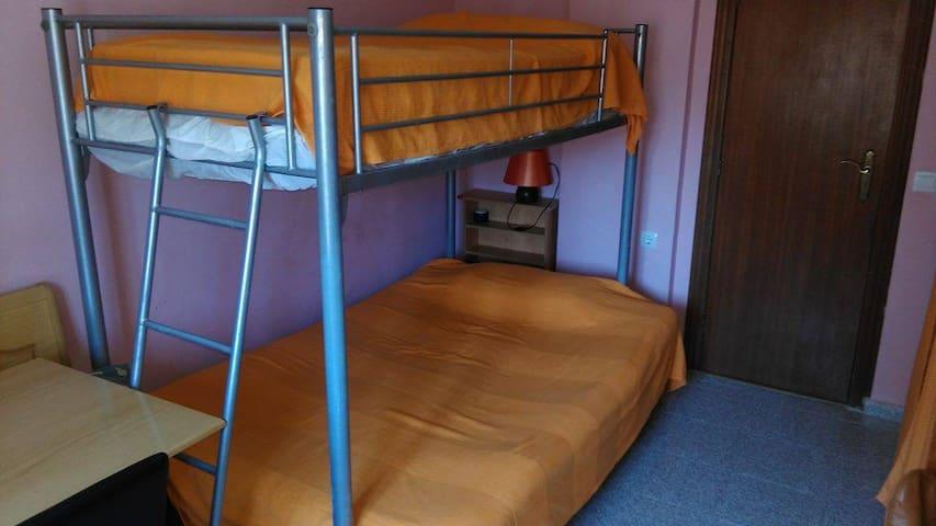 A beautiful double room in Valencia - València - Apartemen
