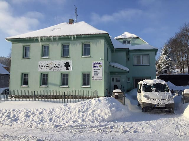 penzion Marzebilla - Pernink - Casa