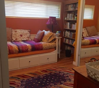 Comfy room in fairy tale home - Los Angeles - Haus