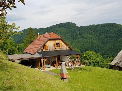 Peaceful Vacation House Donacka Gora