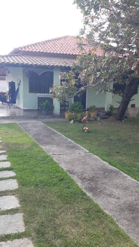 Alugo casa de praia em Saquarema Vilatur c/piscina