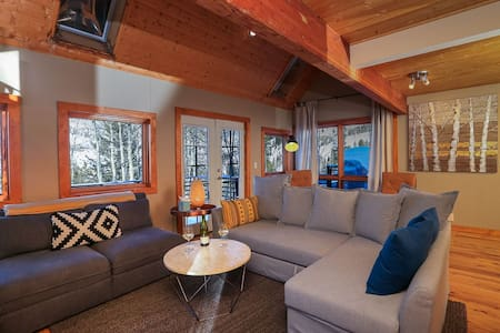 Snowberry Chalet: Spectacular Views; Near Vail Bus - Vail - Maison
