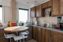 Great kitchen to cook in