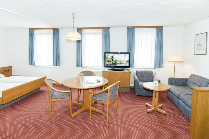 Hotel Café Schlack, (Tuttlingen), Doppelzimmer Standard