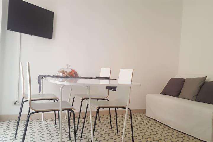 Appartamento semplice, accogliente e curato